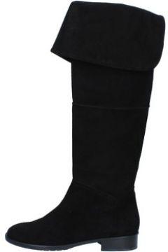 Bottes Del Gatto bottes noir daim AK937(98485676)