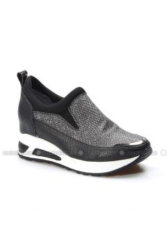 Black - Sport - Sports Shoes - Fast Step(110329553)