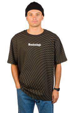 Moodswings Chess T-Shirt zwart(96831628)