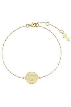 Her Story Kadın Bebek Gold Madalyon Detaylı Altın Rengi Bilezik Sarı EU(118059034)
