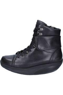 Boots Mbt bottines noir cuir BT206(115442758)