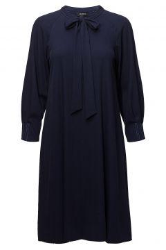 Caffe Kleid Knielang Blau MAX&CO.(114163004)
