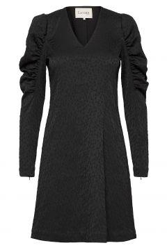 Lr-Kiwa Kurzes Kleid Schwarz LEVETE ROOM(121309769)