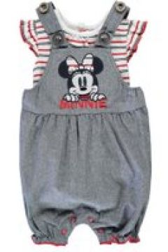 Disney 2 Piece Dungaree Set Baby - Minnie Mouse(100542322)