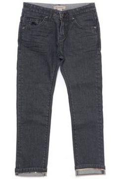 Pantalon enfant Burberry Pantalon denim gris(115466006)