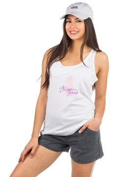 Blue Tomato Pineapple Chest Tank Top wit(90500665)
