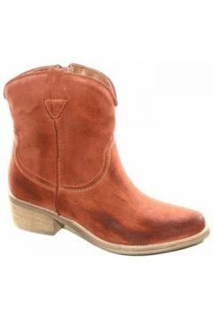 Boots Tamaris BOTTES TEXAN 25750 LA ROUILLE(127901988)