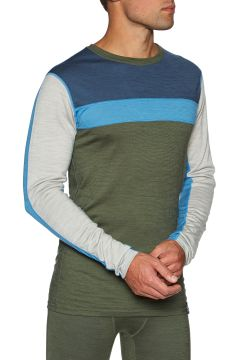 Top Seconde Peau Bula Retro Wool Crew - Dolive(111320328)