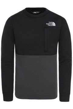 THE NORTH FACE Slacker Crew Fleece Pullover zwart(109178034)