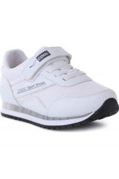 Cool Erkek Çocuk Beyaz Fileli Günlük Spor Ayakkabı 20-s13(118694976)