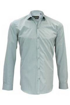 Chemise Emporio Balzani chemise habillee tiepolo gris(115424041)