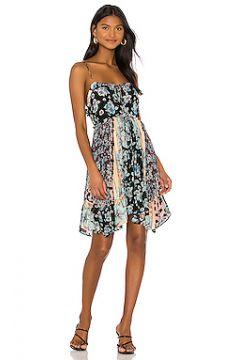 Мини платье summer storm - Free People(115067935)