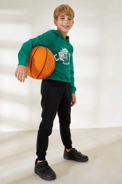 DeFacto Erkek Çocuk Baskılı Sweatshirt(125930650)