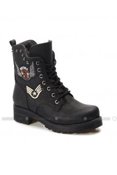 Black - Boot - Boots - Fast Step(110317828)