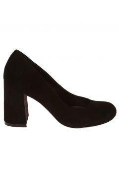 Dune Siyah Düz Ayakkabı(123481009)