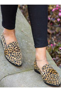 Black - Brown - Flat - Flat Shoes - Mecrea(110323262)