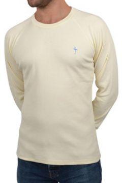 T-shirt Katz Outfitter T-shirt homme Casual Tee ?cru - Tee shirt manches longues(115397663)