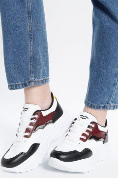 Chaussures De Sport Sidasa Bordeaux / Noir(109327169)