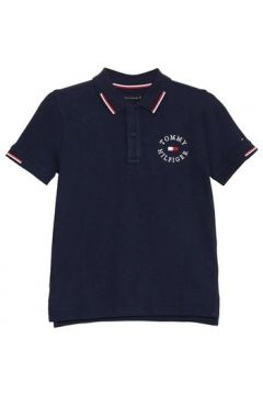 Polo enfant Tommy Hilfiger BADGE POLO(98699572)