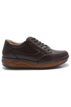 Barmea Kahve Ortopedik Topuk Dikeni Erkek Hafif Yürüyüş Ayakkabısı(110941470)