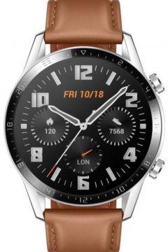Huawei Watch GT2 46mm Classic Akıllı Saat - Kahverengi(120210654)