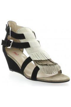 Sandales Vidi Studio Nu pieds cuir velours(127908564)