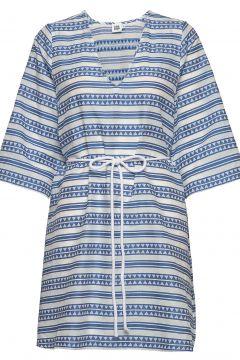 Sarah Tunic Kurzes Kleid Blau TWIST & TANGO(114164547)