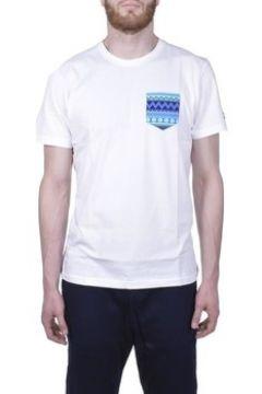 T-shirt New-Era NATIVE POCKET TEE BIANCA(115476921)