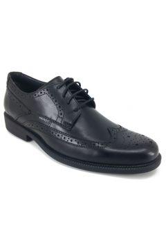 KİNG PAOLO Ortopedik Erkek Ayakkabı Siyah(110937401)