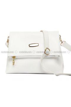 White - Shoulder Bags - Bagmori(110320562)