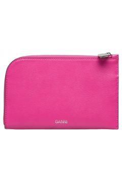 Wallet Bags Card Holders & Wallets Wallets Pink GANNI(116334712)