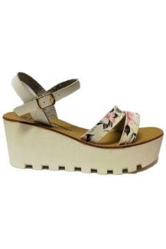 Sandales Cendriyon Sandales Blanc Chaussures Femme(101647883)