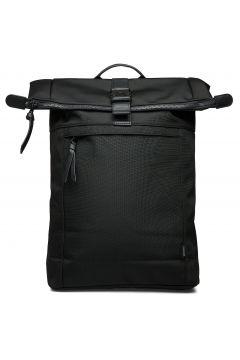Foldanma Backpack Nylon Bag Rucksack Tasche Schwarz MATINIQUE(114165646)