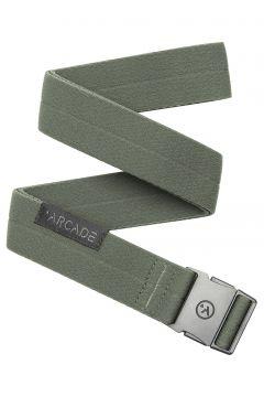 Ceinture en Tissu Arcade Belts Ranger Slim - Ivy Green(118247173)