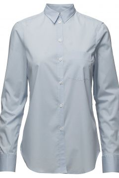 Classic Stretch Shirt Langärmliges Hemd Blau FILIPPA K(116365685)