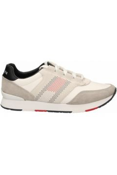 Chaussures Tommy Hilfiger CORPORATE MATERIAL MIX RUNNER(101561444)