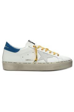 Golden Goose Erkek Star Hı Beyaz Eskitme Detaylı Deri Sneaker 43 EU(108873830)