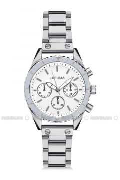 Silver tone - Watch - Lafuma(110316908)