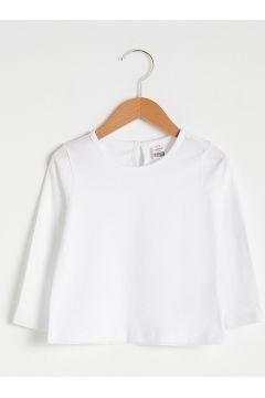 Bebek Kız Bebek Basic Tişört(127030306)