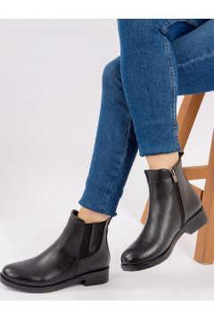 Fox Shoes Siyah Kadın Bot(105230285)