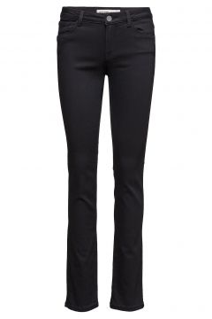 Athena Regular Jeans Straight Jeans Hose Mit Geradem Bein Schwarz MOS MOSH(114150266)