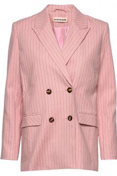 Madelin Stripes Blazer Jackett Pink CUSTOMMADE(114154188)