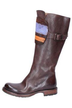 Bottes Moma bottes cuir(115503010)