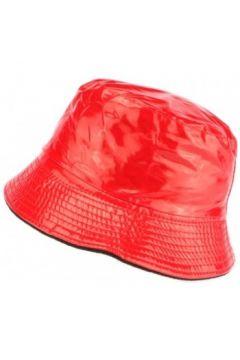 Chapeau Nyls Création Chapeau pluie Corail(115397414)