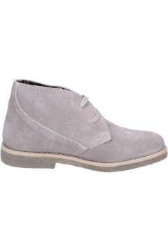 Boots enfant Didiblu bottines gris daim AH175(115469012)