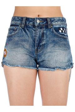 RVCA Hi Way Patched Shorts blauw(85170499)