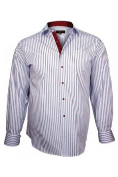 Chemise Doublissimo chemise grande taille classic bleu(115424011)