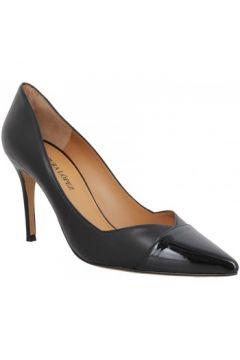 Chaussures escarpins Pura Lopez AP127 cuir Femme Noir(127989717)