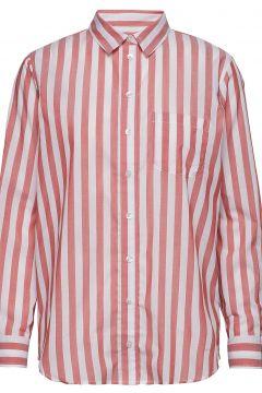 Felixa Langärmliges Hemd Pink STIG P(114151652)
