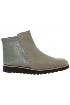 Boots Latina Boots cuir nubuck(127909350)